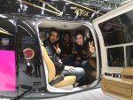 CabiFLY Shuttle helicóptero con pasajeros