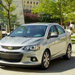 Chevrolet Sonic 2017 llega a México: precios y versiones