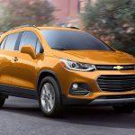 Chevrolet Trax 2017 nueva generación pronto en México