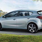 Kia Forte Hatchback 2017 ya a la venta en México