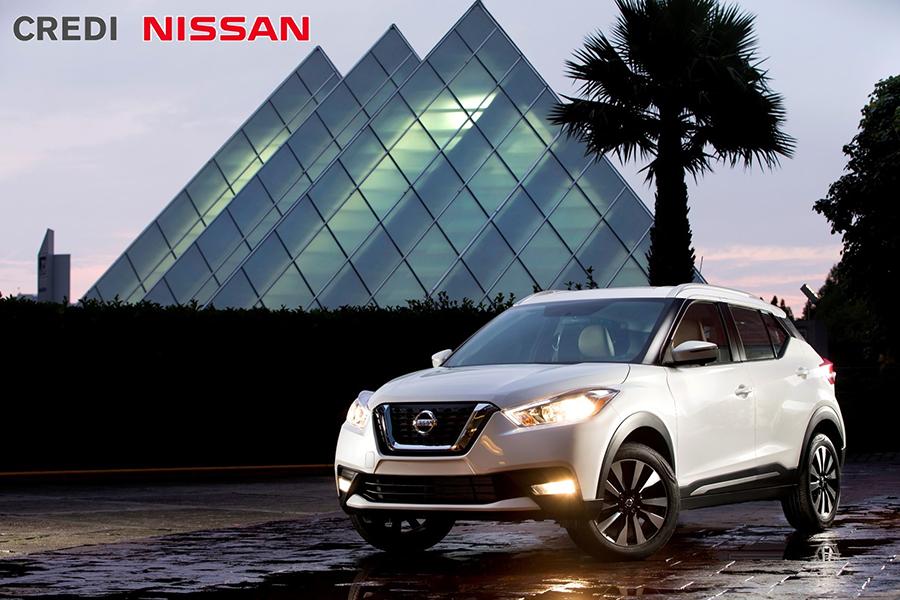 Nissan Kicks en México con Credi Nissan