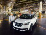 Nissan Kicks para en México en Planta Aguascalientes