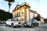 Nissan Kicks 2017 en México color blanco y gris