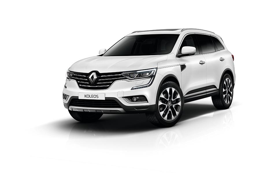 Nuevo Renault Koleos 2017  para México