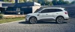 Renault Koleos 2017 de lado