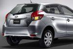 Toyota Yaris Hatchback 2017 en México posterior cajuela