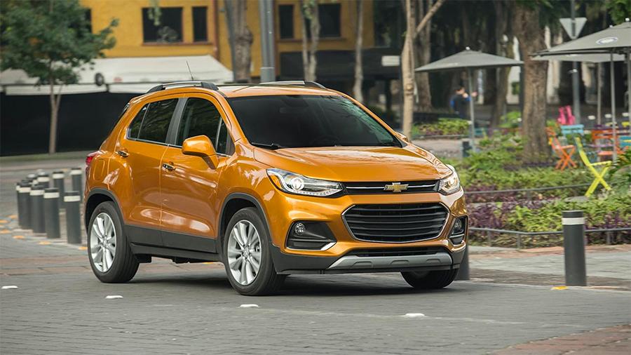 Chevrolet Trax 2017 llega a México, precios y versiones