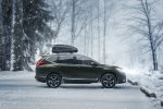 Nueva CR-V 2017 en México nieve
