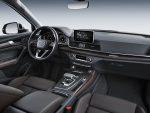Audi Q5 2018 interior pantalla touch a color