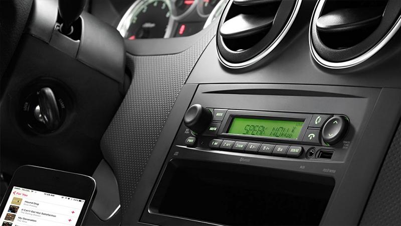 Chevrolet Aveo 2017 México estéreo con Bluetooth USB, Auxiliar y MP3