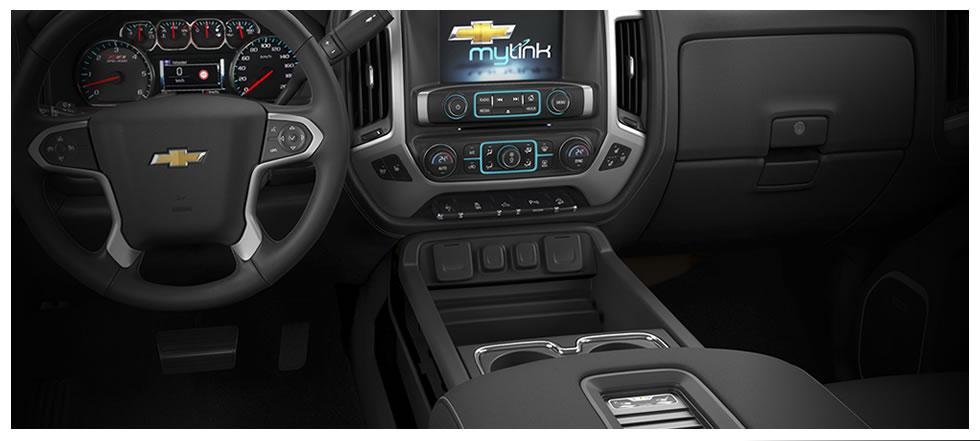 Chevrolet Cheyenne Midnight Edition 2017  en México pantalla touch Apple CarPlay Android Auto