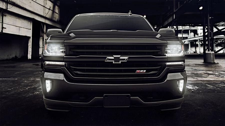 Chevrolet Cheyenne Midnight Edition 2017  en México frontal