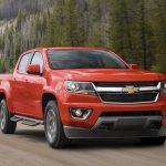 Chevrolet Colorado 2017 ya en México: mayor potencia y nueva tecnología