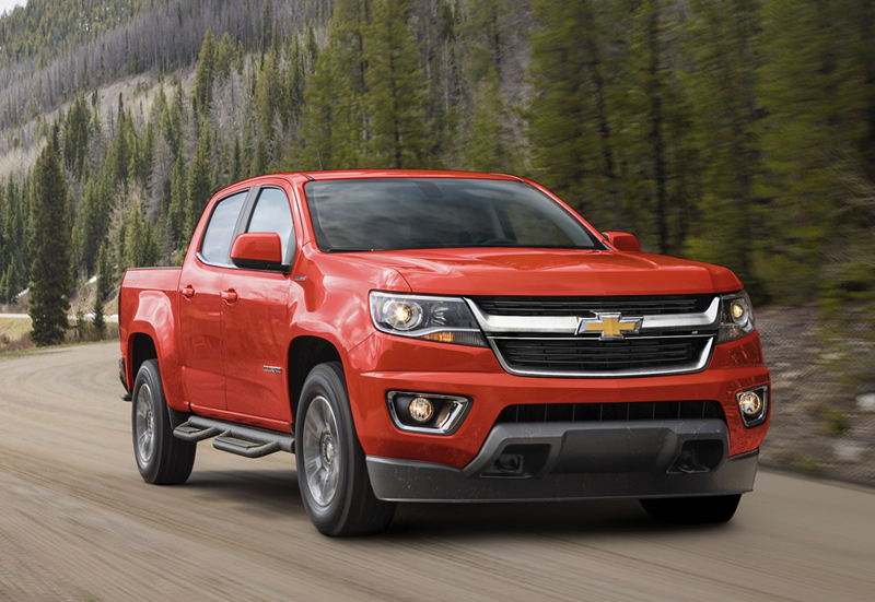 Chevrolet Colorado 2017 en México