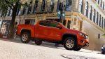 Chevrolet Colorado 2017 en México rines de 17 pulgadas