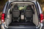Dodge Grand Caravan 2017 en México cajuela espacio amplio