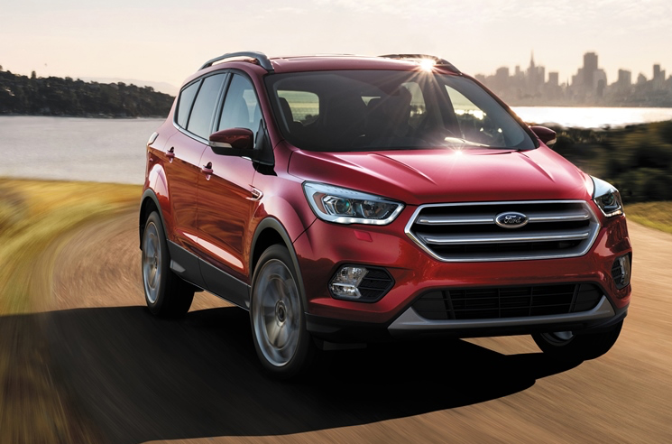 Ford Escape 2017 en México