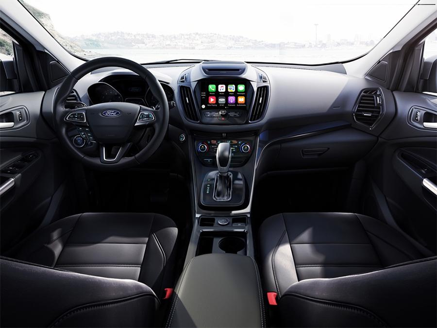 Ford Escape 2017 en México Android Auto CarPlay