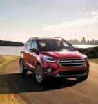 Ford Escape 2017 en México color rojo