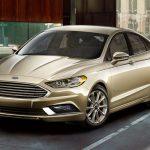 Ford Fusion híbrido 2017 en México: un vistazo al economizador de gasolina