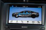 Ford Fusion híbrido 2017 pantalla touch Sony con sistema eficiente