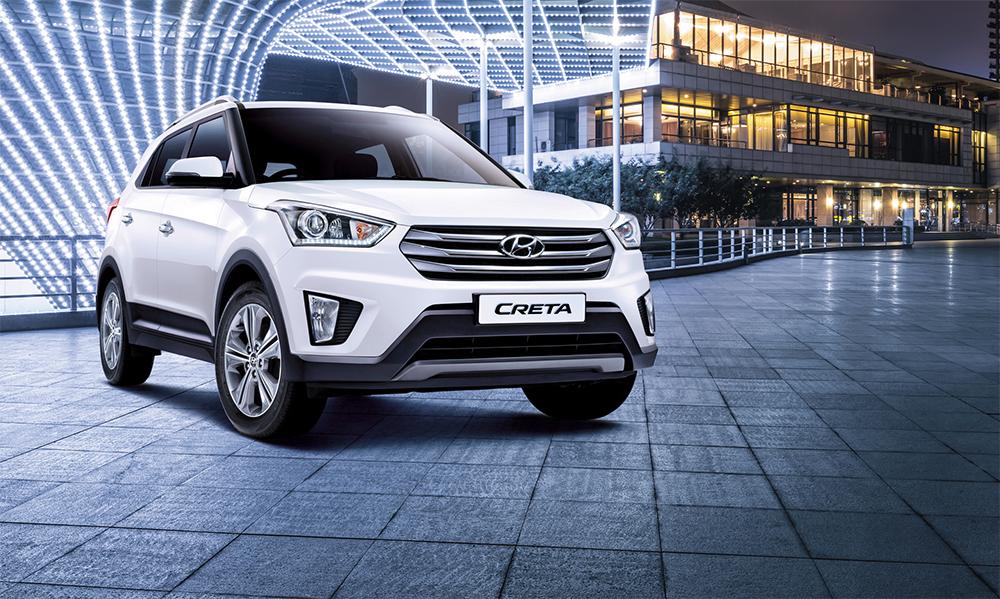 Hyundai Creta 2017 en México