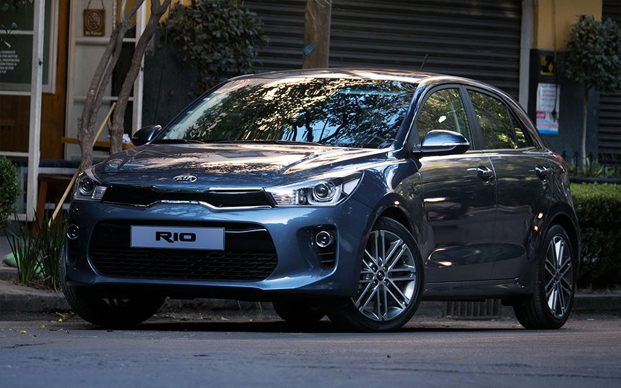 Kia Rio 2018 En M 233 Xico Estacionado Autos Actual M 233 Xico