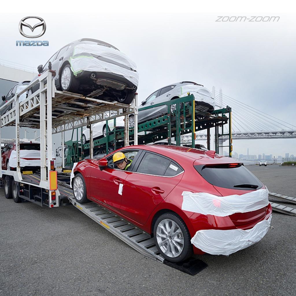 Mazda auto medio millón en México