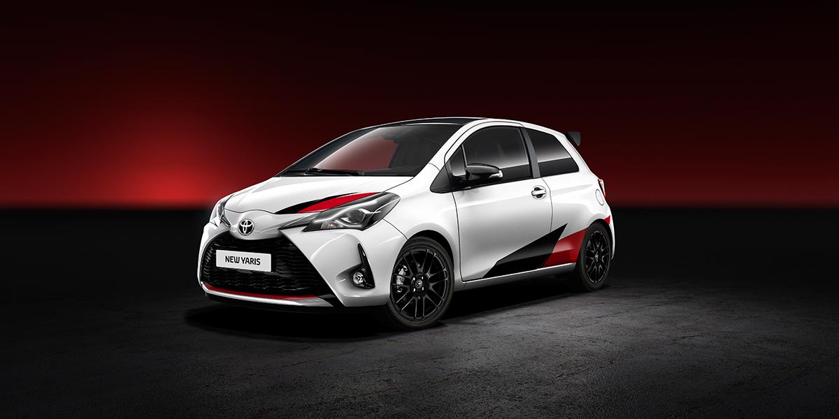 Toyota Yaris 2018 Deportivo de altas prestaciones