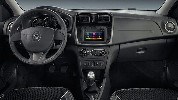 Renault Stepway 2017 en México pantalla touch navegación GPS