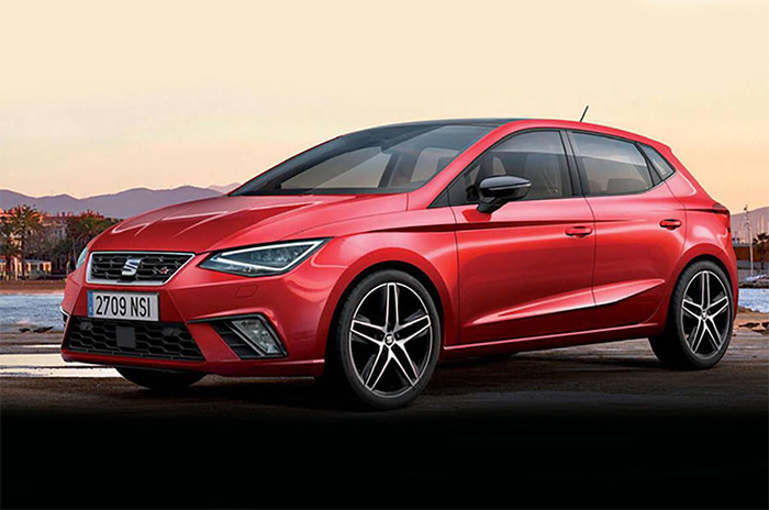 el nuevo seat ibiza 2018 filtrado mira las im genes previo a presentaci n autos actual m xico. Black Bedroom Furniture Sets. Home Design Ideas