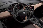 Seat Ibiza 2018 filtrado interior volante y pantalla touch