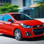Chevrolet Spark 2017: un vistazo al popular citadino