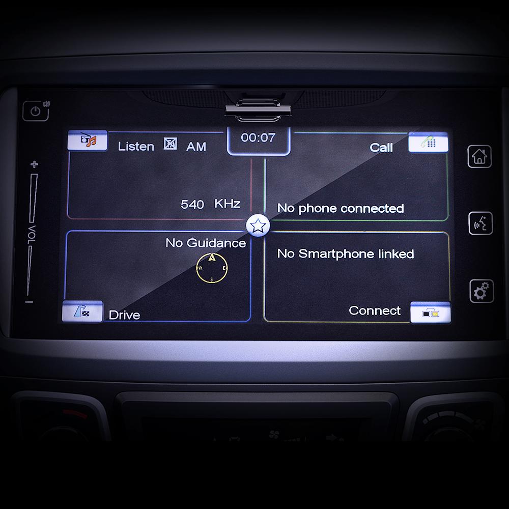 Suzuki Ciaz RS 2017 pantalla touch a color navegación