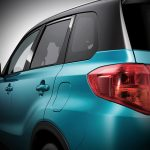 Suzuki Nueva Vitara 2017 faros traseros