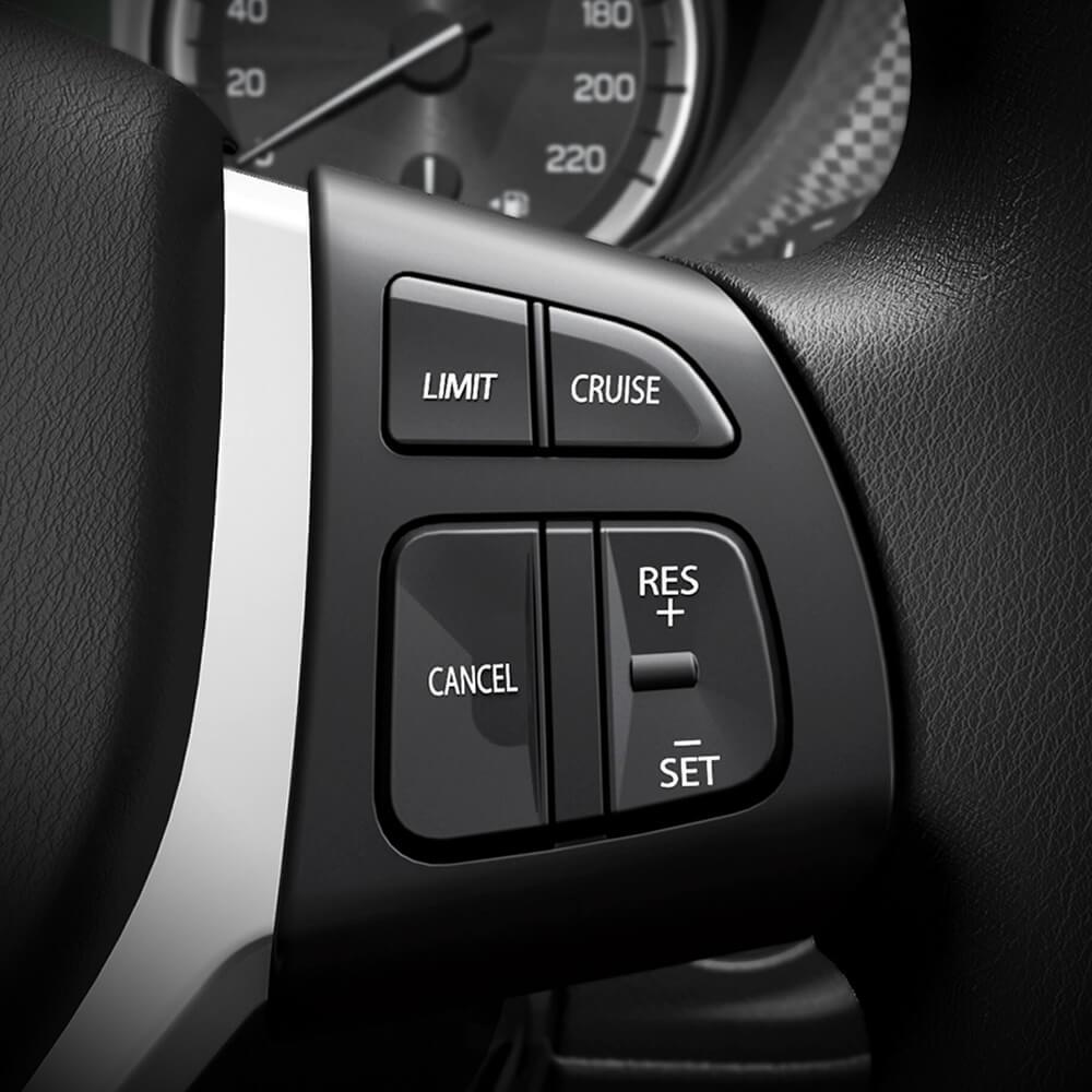 Suzuki Nueva Vitara 2017 Controles En Volante
