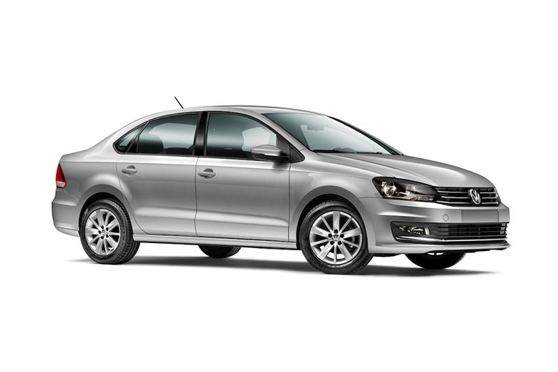 Volkswagen Vento 2017 en México plata