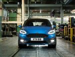 Ford Fiesta ST 2018 nuevo frente luces