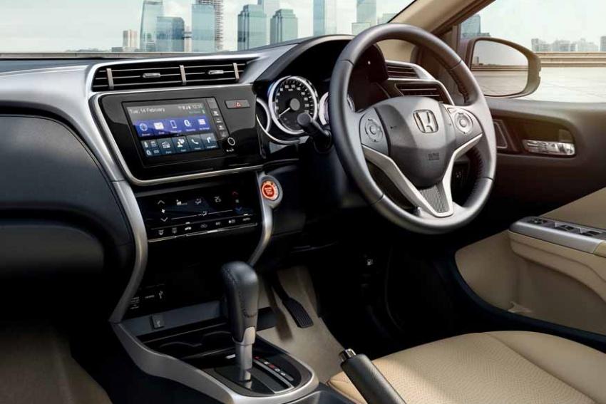 Nuevo Honda City 2018  interior pantalla touch de 7 pulgadas