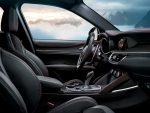 Alfa Romeo Stelvio 2018 en México interiores en piel pantalla touch HD