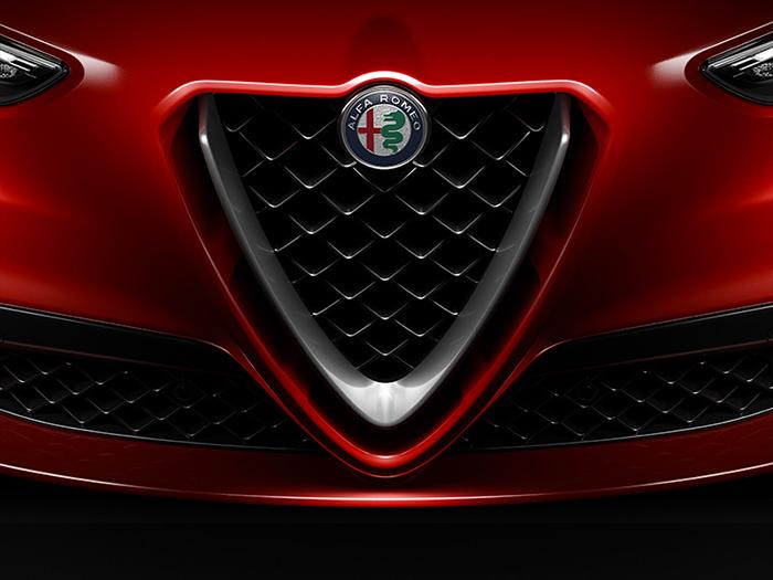 Alfa Romeo Stelvio 2018 en México parrilla italiana Alfa Romeo
