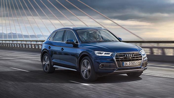 Audi Q5 2018 en México