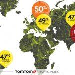 Ciudad de México la ciudad con más trafico en el mundo: TomTom