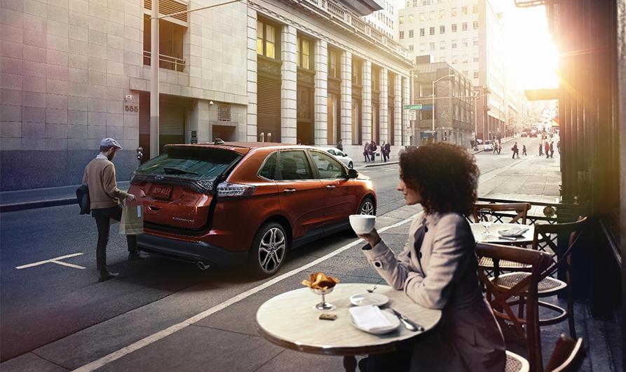 Ford Edge 2017 en México con EcoBoost