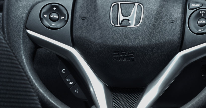 Honda fit 2017 en m xico volante con controles de audio for Honda fit 2017 precio