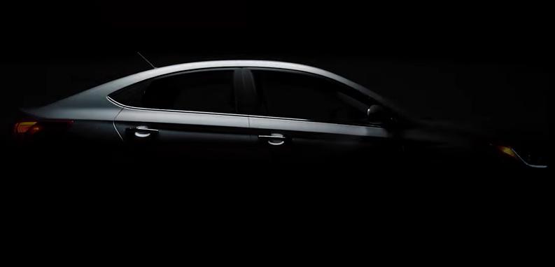 Nuevo Hyundai Accent 2018 de lado