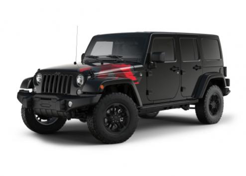 Jeep Wrangler Unlimited Sahara Winter Edition 2017  en México