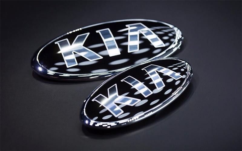 Kia emblema logo