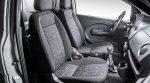 RAM ProMaster Rapid 2017 en México interior asientos