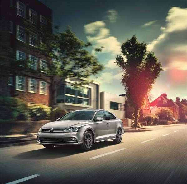 Volkswagen Jetta Sportline 2017 en calle